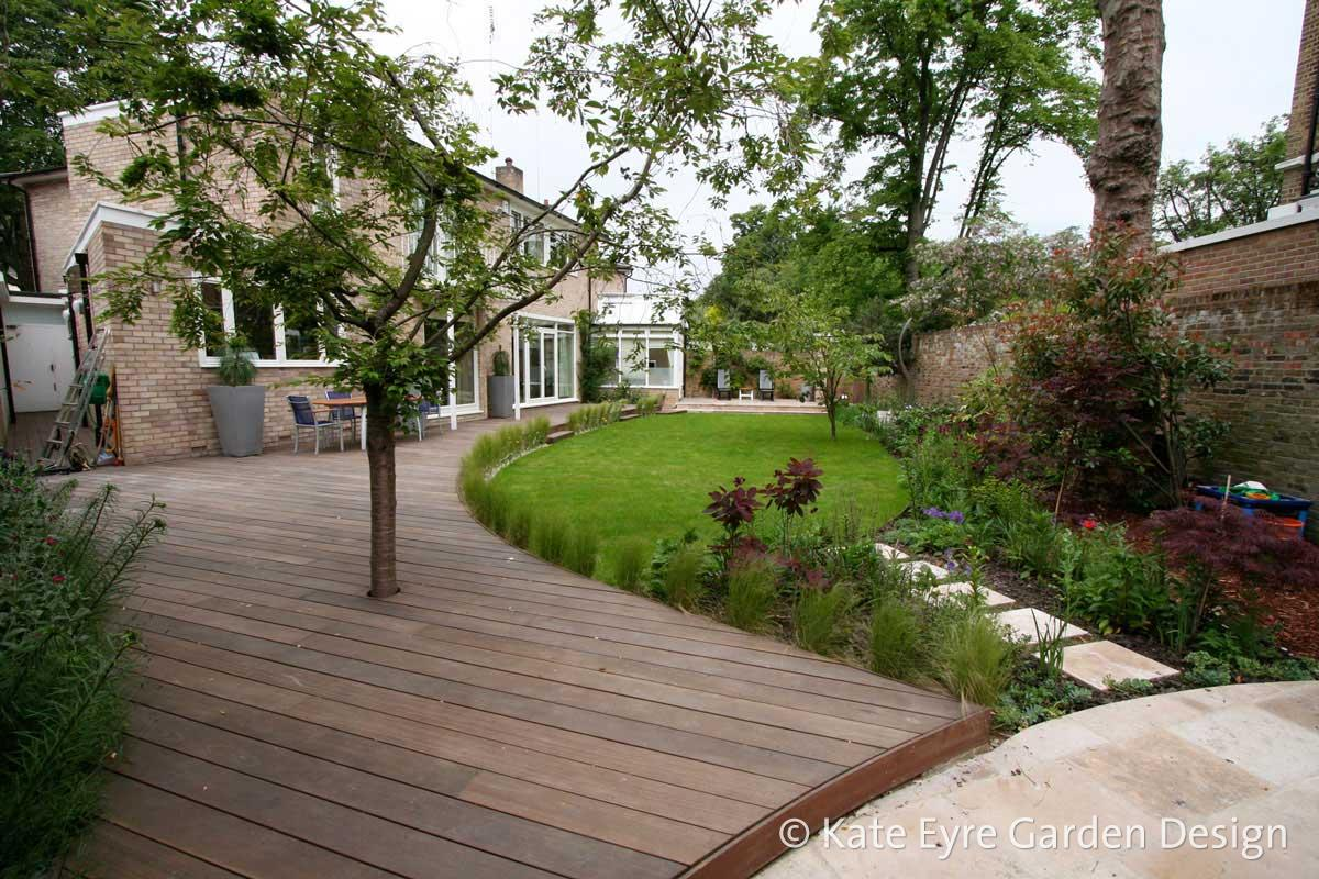 Kate Davidson Landscape Architecture Garden Design : Kate eyre garden design st john s wood north west london
